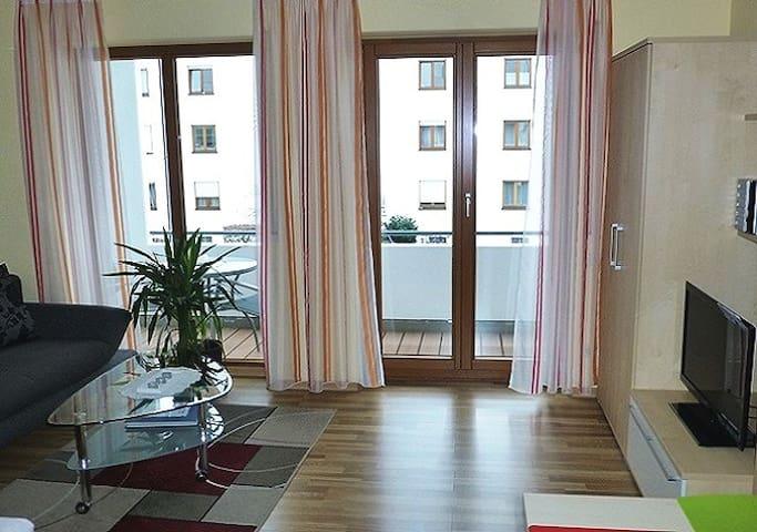 Ferien Appartement Abendsonne - Bamberg - Apartemen