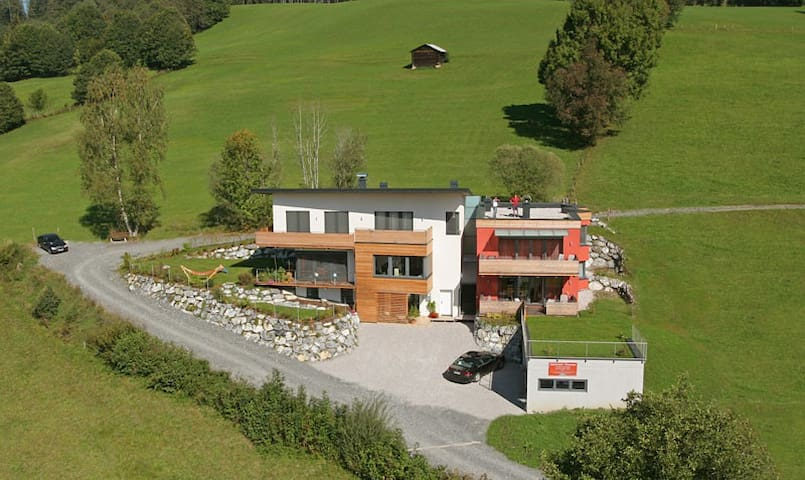 Panorama Appartment - Maria Alm - Condominio