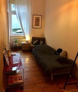 Simples und gemütliches Gästezimmer in Kreuzberg