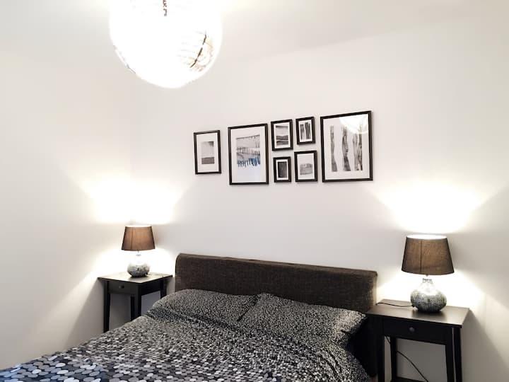 City Centre Two Bedroom Duplex Apartment