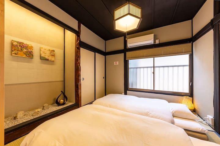 Japanese Bedroom 2