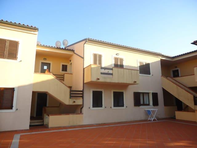 CIRCE - Porto Pozzo - Apartamento