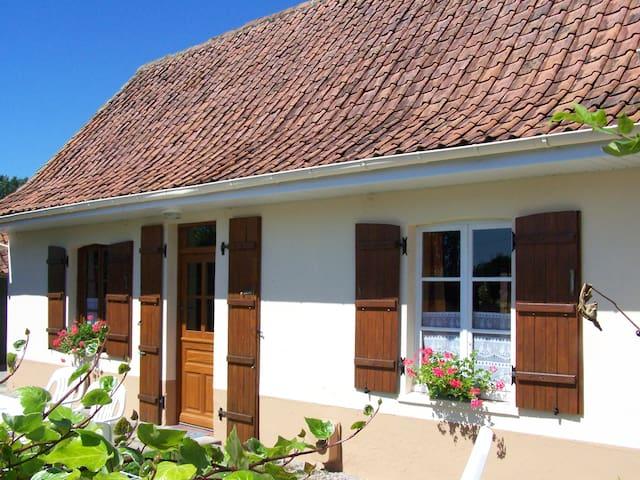 La petite maison - Auchy-lès-Hesdin - House
