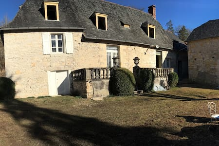 Gîte charmant en Périgord Noir-8 pers - Coly - บ้าน