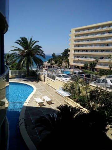Apartamento en Cap Salou al lado de la playa