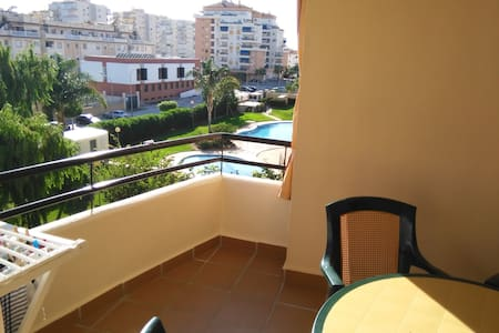 Gran residencial tranquilo en Algarrobo Costa - Algarrobo-Costa - Condominium