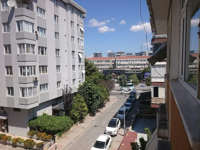In the center of Kadikoy,