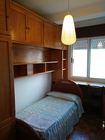 Alquiler Habitación Individual Exterior Chantada - Chantada - Appartement