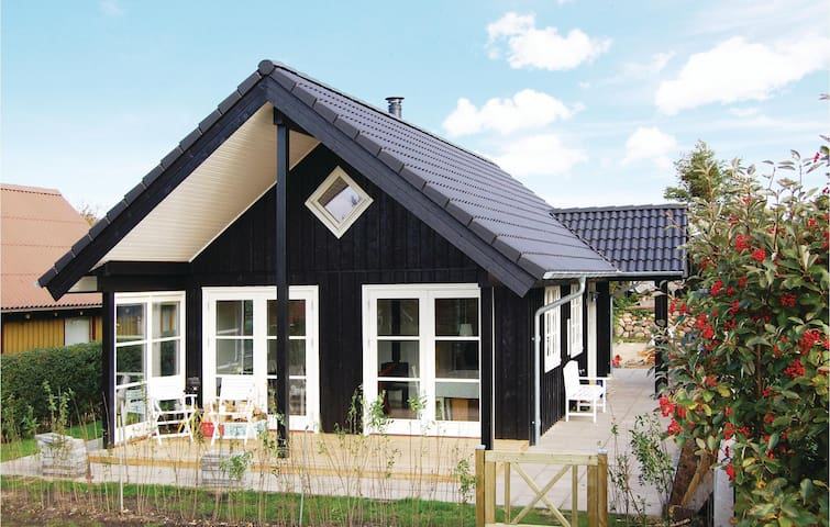 Holiday cottage with 2 bedrooms on 53m² in Esbjerg V