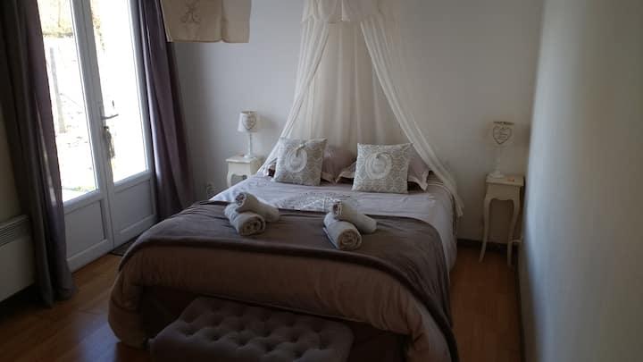 Chambres d'hôtes Princesse Les Ruches de Salaunes