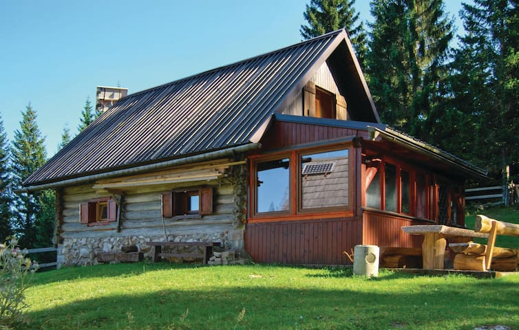 Holiday cottage with 2 bedrooms on 51m² in Bohinjska Bistrica