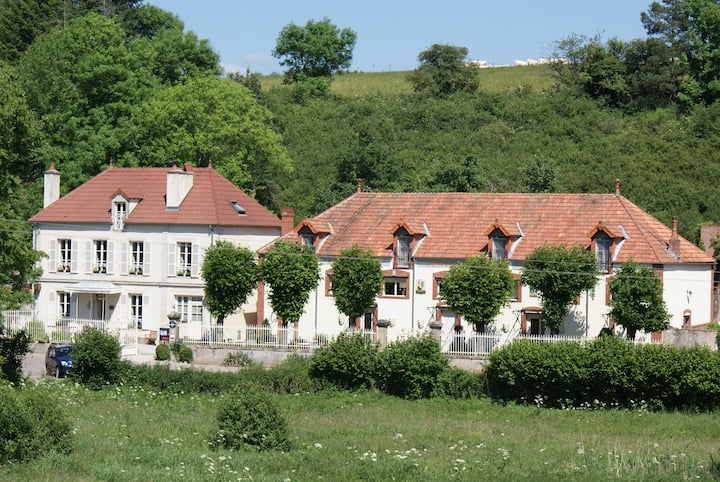 Manoir Bonpassage (dichtbij Beaune)
