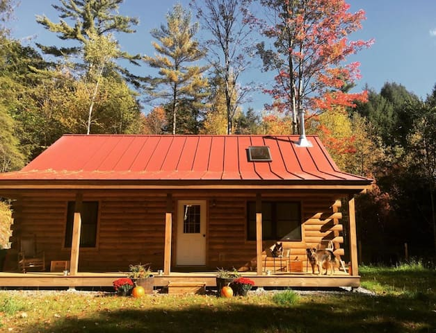 Fairlee Log Cabin