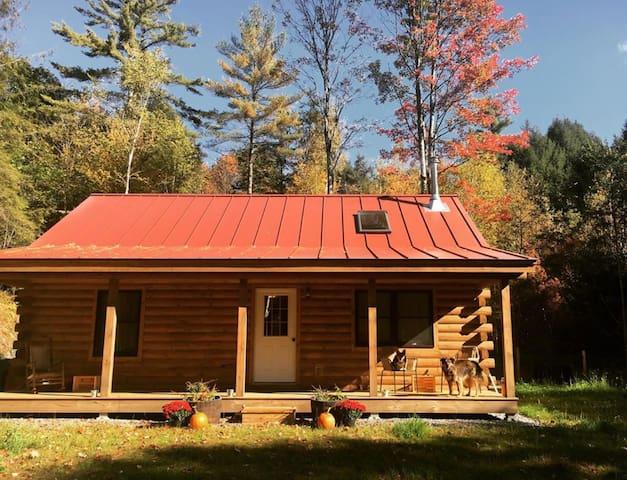 Fairlee Log Cabin