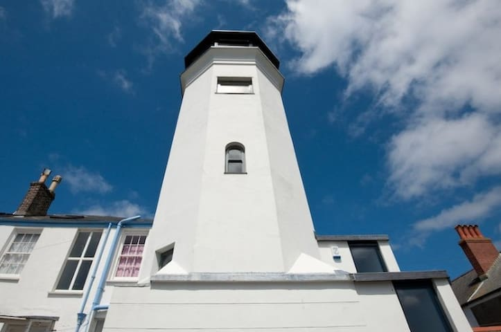 The Observatory Tower - Falmouth - Casa