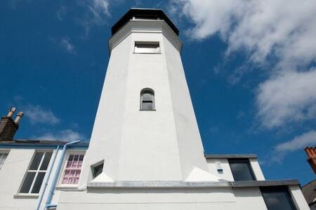 The Observatory Tower - Falmouth