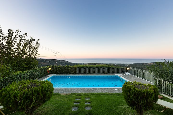 Villa Katerina,1 bedroom villa with swimming pool
