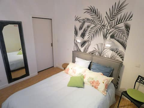 3* apartment downtown T2 35m² refurbished