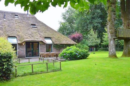 Espaciosa casa rural en Diever cerca del bosque