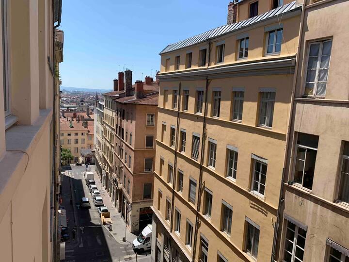 Charmant appartement Canut refait à neuf