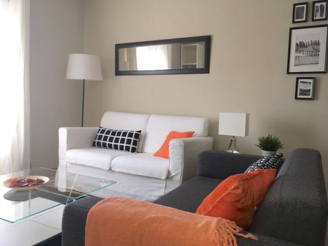 Acogedor piso en pleno centro de Ponferrada