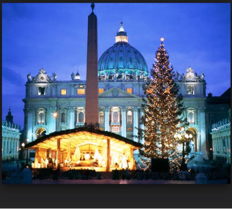Roma, Piazza S. Pietro