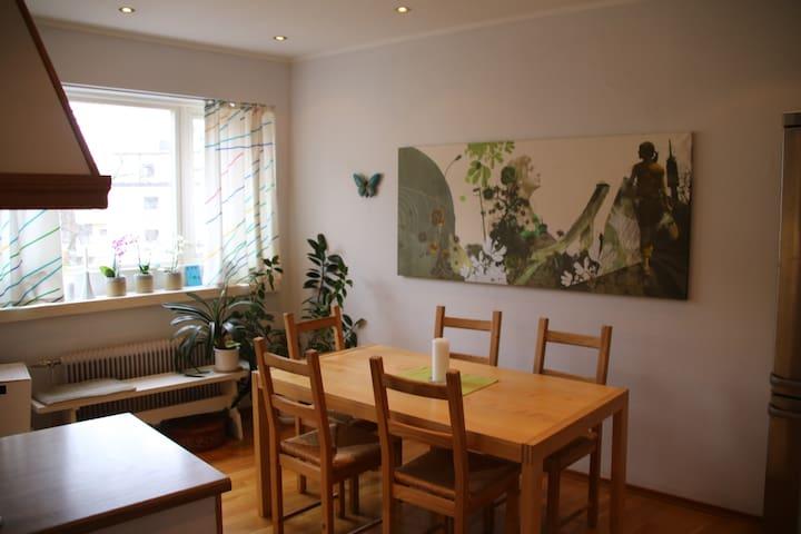 Comfortable apartment Oslo west end - Oslo - Apartament