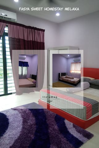 Low Budget Family Homestay Malacca - Melaka - Hus
