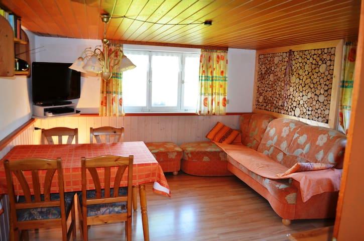 Deckerhof, (St. Georgen), Ferienwohnung, 85qm, 2 Schlafzimmer, max. 5 Personen