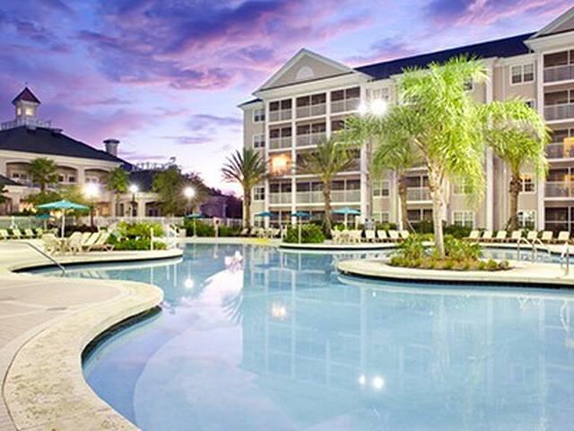 Saint Augustine Resort Condo - St. Augustine - Selveierleilighet
