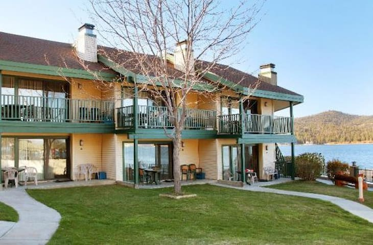 Big Bear Comfort Stay on the Lake! (1 BR suite)