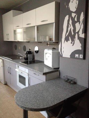Appart 30m², Lille Centre, proche métro - Lille - Appartement