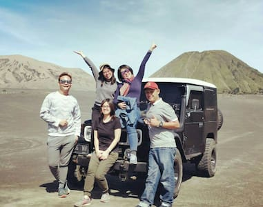 Bromo Ijen Tour Transport, 110$/Person All Includ