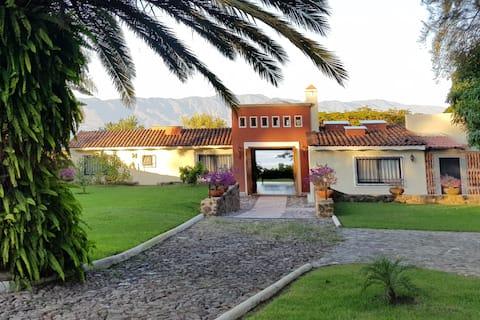 Chapala Lake, Mexico. Villa Luz de Luna.