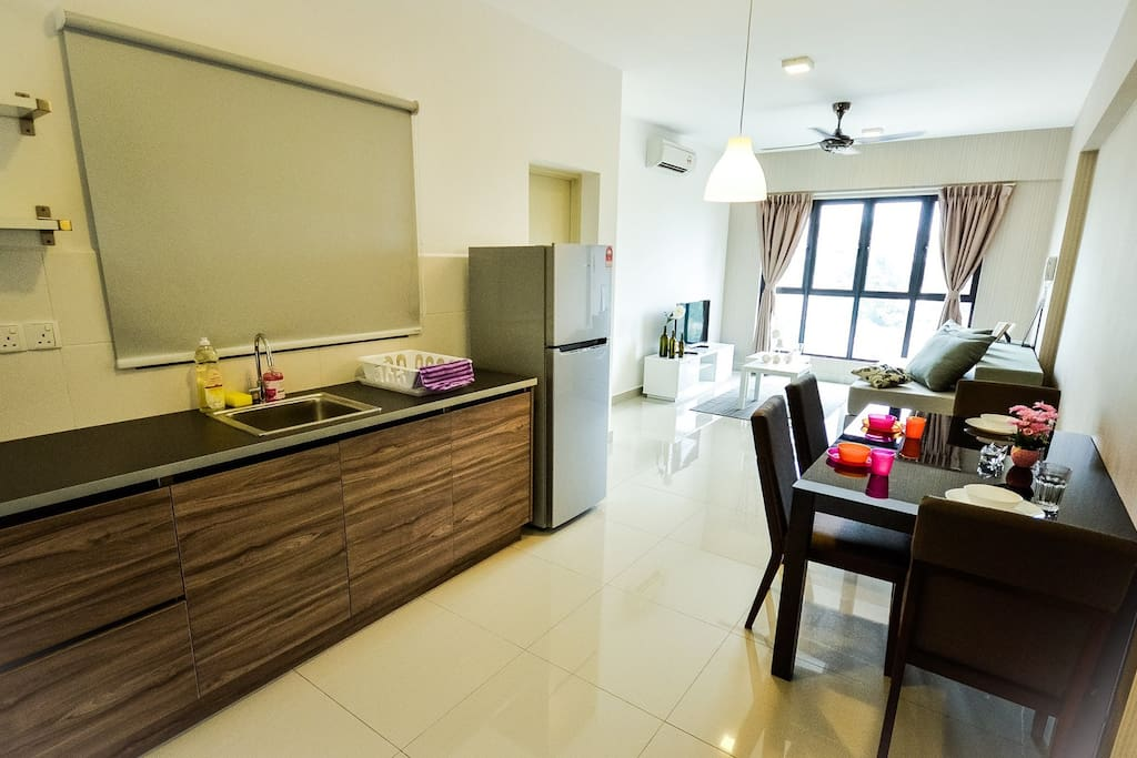 One Bedroom Suites Avantas Mid Valley 4 Condominiums For Rent In Kuala Lumpur Wilayah