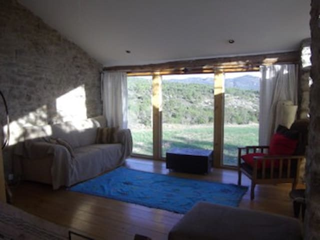 La TEJAR charmante maison familliale, Ainsa Aragon