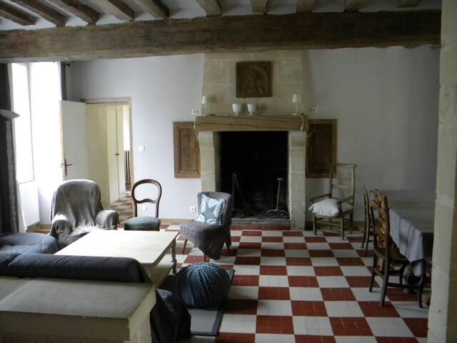 La Lucotte, charmante maison ancienne (gîte)