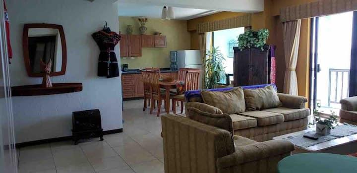 Apartment villa de la Riviera Maya