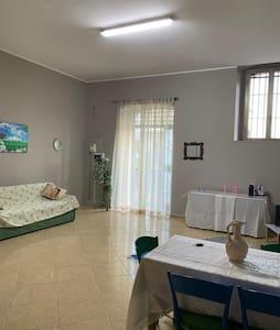 Martina's home