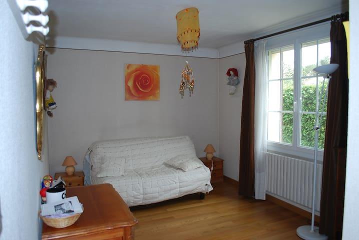 Chambre calme, piano, piscine - Avignon - Villa