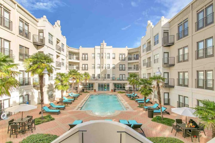 Beautiful, Modern, Luxury Dallas Apartment