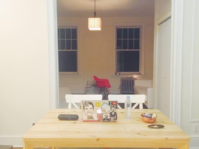 Beautiful Quiet Chelsea Apartment - New York - Apartment