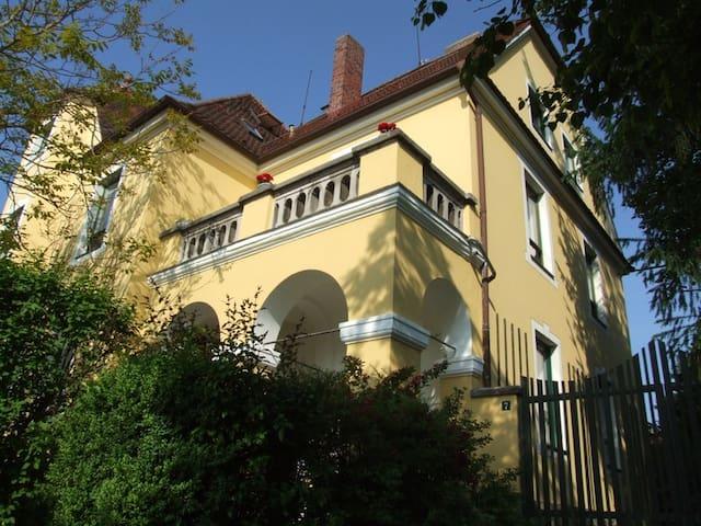 Ferienwohung altes Forstamt - Gessertshausen - Hus