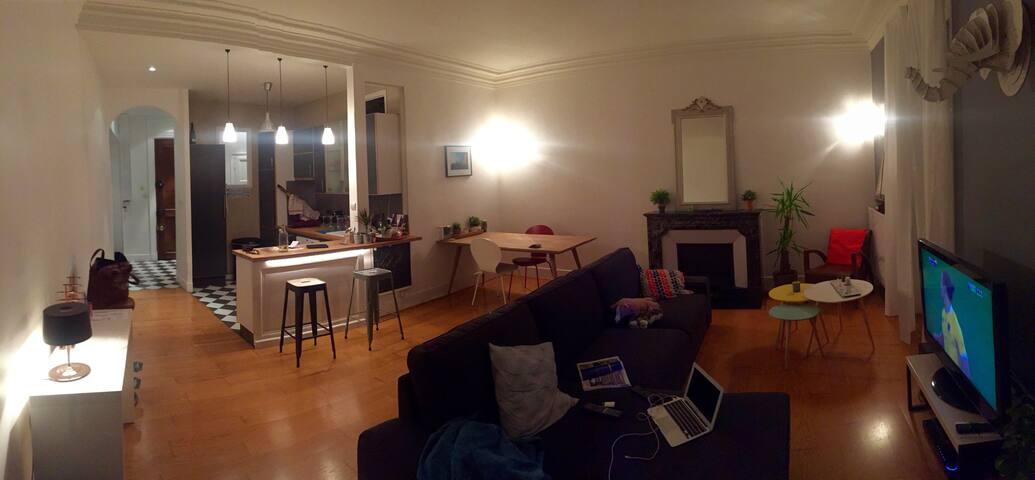 Chambre plein centre Victor Hugo - Grenoble - Flat