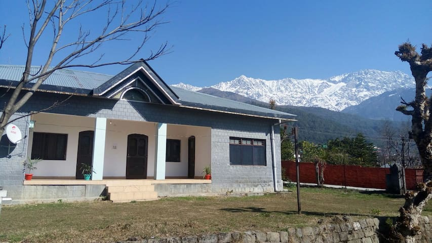 Crystal House-Serenity at its Best - Dharamshala - Haus