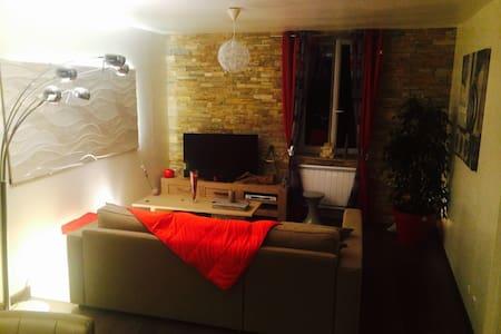 Bel appartement T3 - plein centre - Bourg-en-Bresse