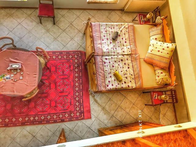 Zimmer 24: Familienzimmer bis 6 Personen in WHG 2