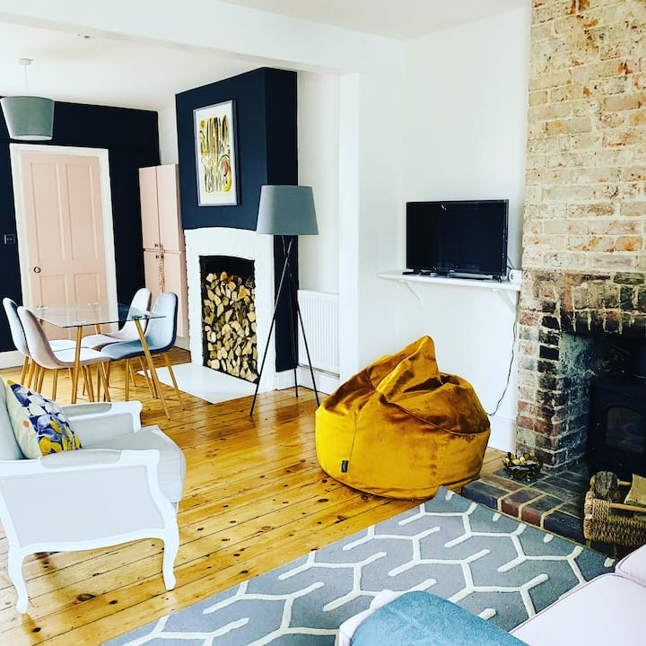 Rye Harbour Luxury Stay