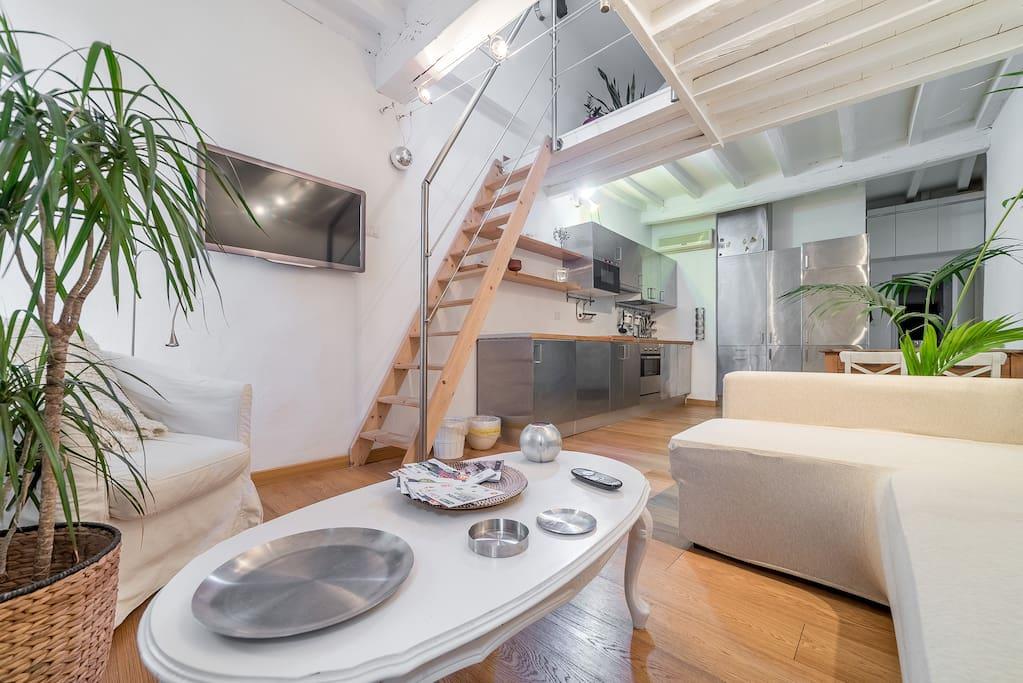 Parma parco ducale appartamenti serviti in affitto a for Appartamenti arredati in affitto a parma