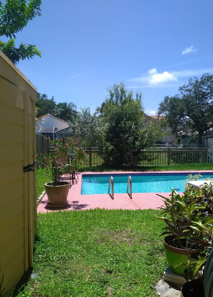 Your next studio retreat in Palm Beach Gardens, FL